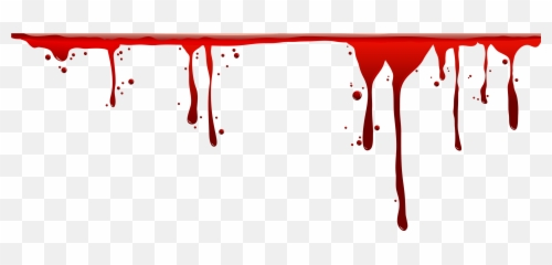 Free Transparent Blood Drip Transparent Images Page 1 Pngaaa Com