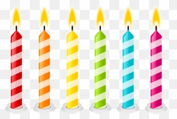 Free Transparent Birthday Candle Transparent Background Images Page 1 Pngaaa Com