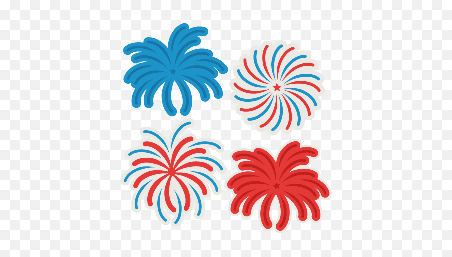 Firework Set Svg Cutting File Cut For - Firework Clip Art To Cut Out png