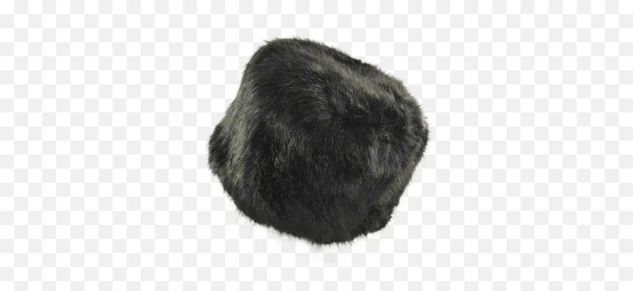 Josh Faux Fur Hat - Fur Clothing png