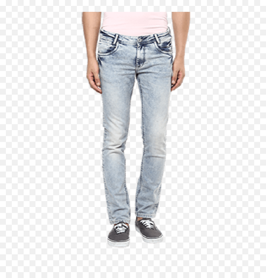 Download Hd Mens Jeans Pant Trousers - Jeans png