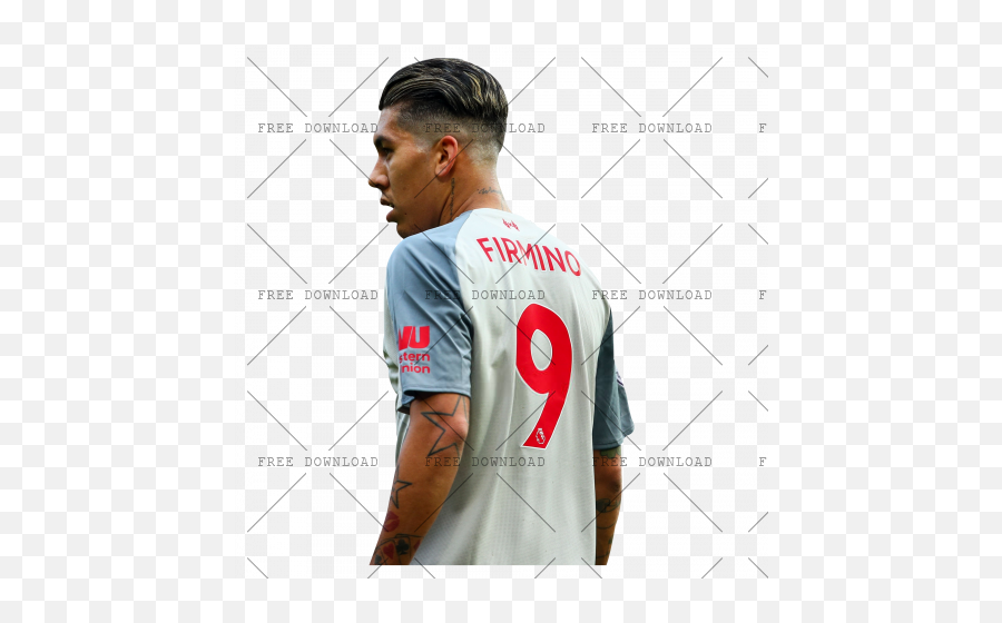 Roberto Firmino Cc Png Image With