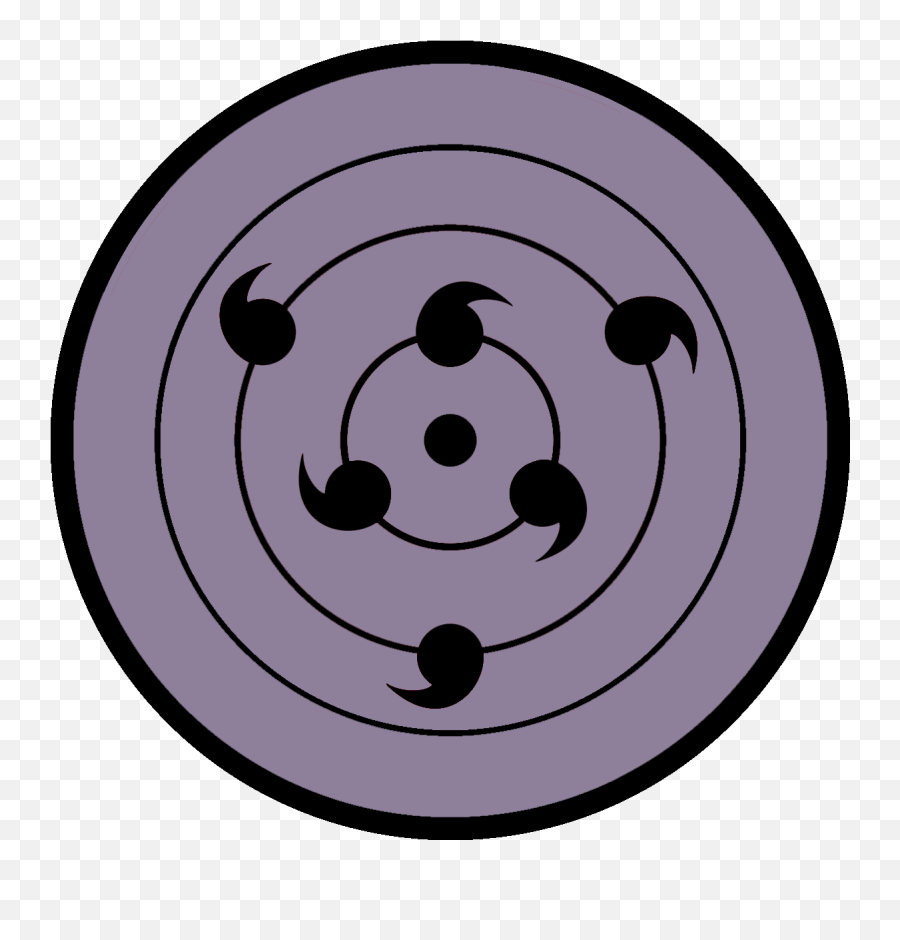 The Shinobis Shadow - Rinnegan Supremo png