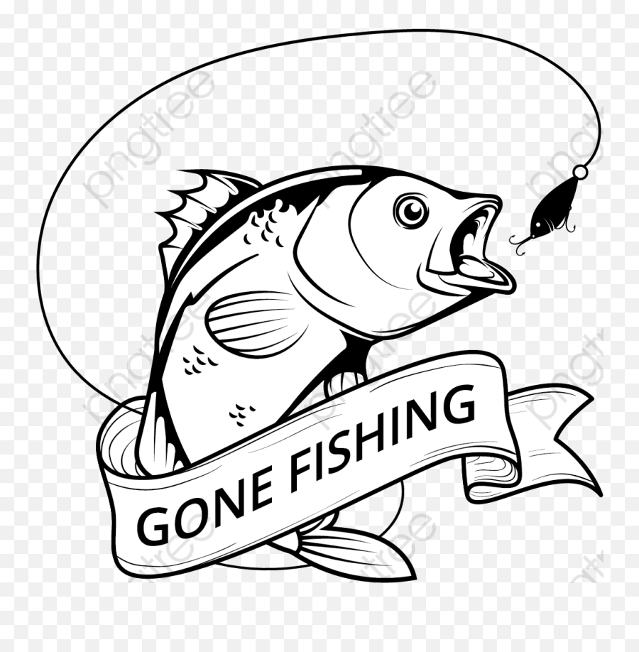 Download Png Fishing Jump Jumping Fish Gone Fishing Clipart Fishing Png Free Transparent Png Images Pngaaa Com