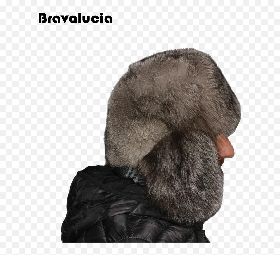 2018 Custom Ushanka Hat Real Fur Winter Cap Russian Style - Fur Clothing png