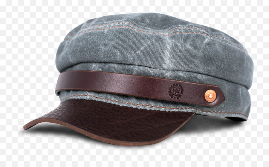 Proletariat Hat - Gray  Baseball Cap png