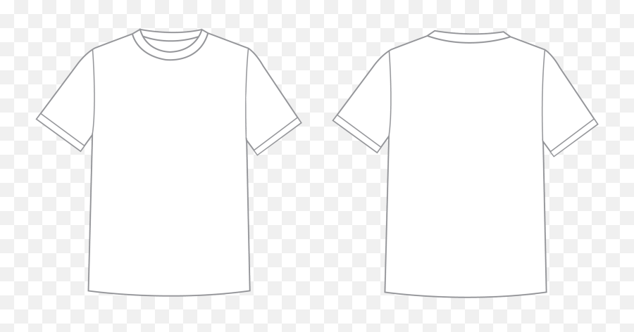 T Shirt Template Png 2 Image High Resolution T Shirt Template Png Free Transparent Png Images Pngaaa Com