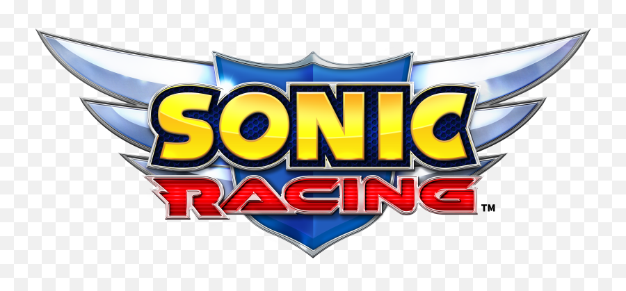 Sonic Racing - Illustration Png,Sonic The Hedgehog Logo