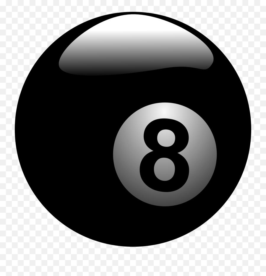 8 Ball Pool Free Png Transparent Image - Transparent 8 Ball Png