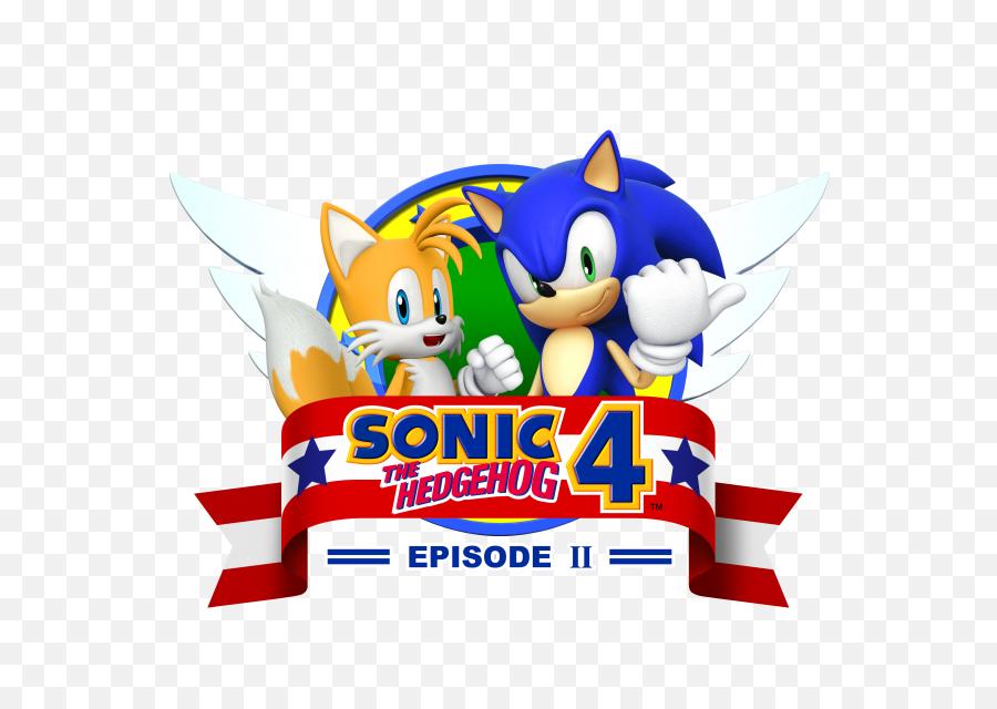 For Sonic The Hedgehog 4 Episode Ii - Sonic 4 Episode Ii Png,Sonic The Hedgehog Logo