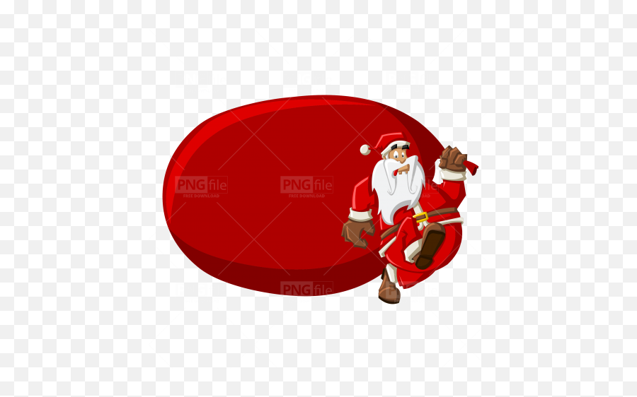 Christmas Santa Claus Png Banner Free - Christmas Day Funny Quotes