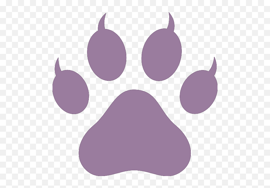 Paw Print Cat Claws Purple Larkspurc Cat Paw Print Full Tiger Paw Print Tattoo Png Free Transparent Png Images Pngaaa Com Tiger paw free png stock. full tiger paw print tattoo png