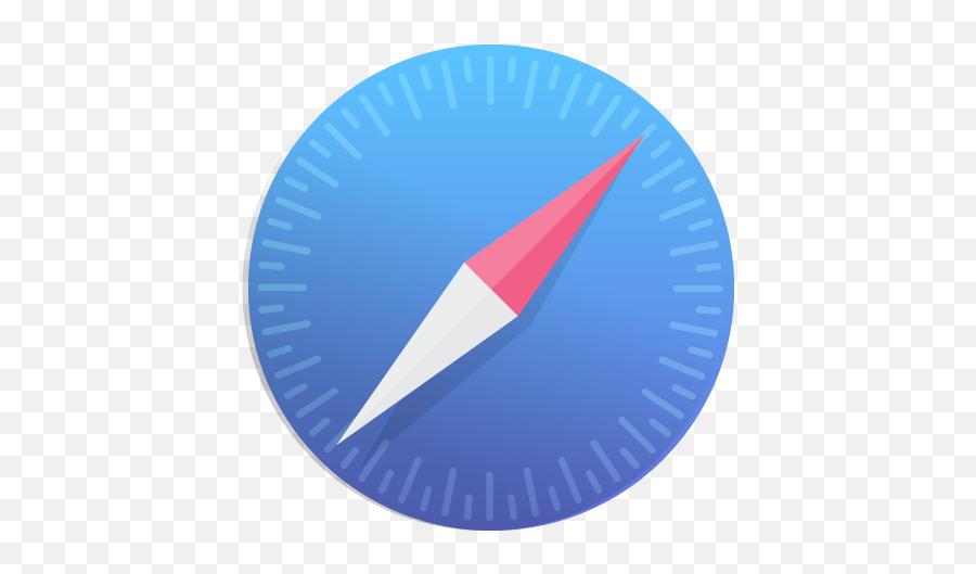 Mac Os Icons Hilary Commer - Logo Aesthetics For Apps Safari Png,Safari Logo Aesthetic