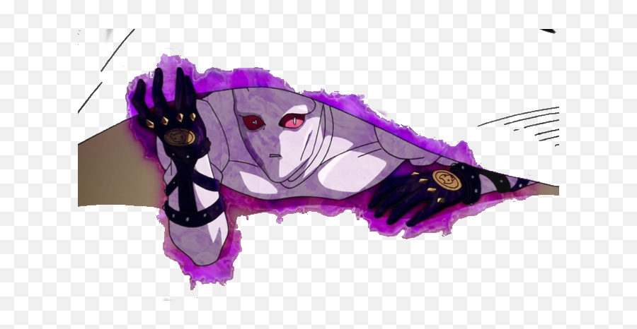 Killer Queen Bites The Dust Template - Bites The Dust Jojo png