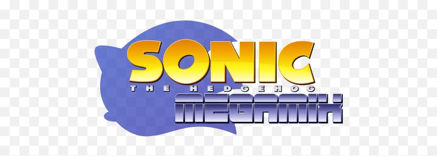 Download Sonic The Hedgehog Megamix Png Logo