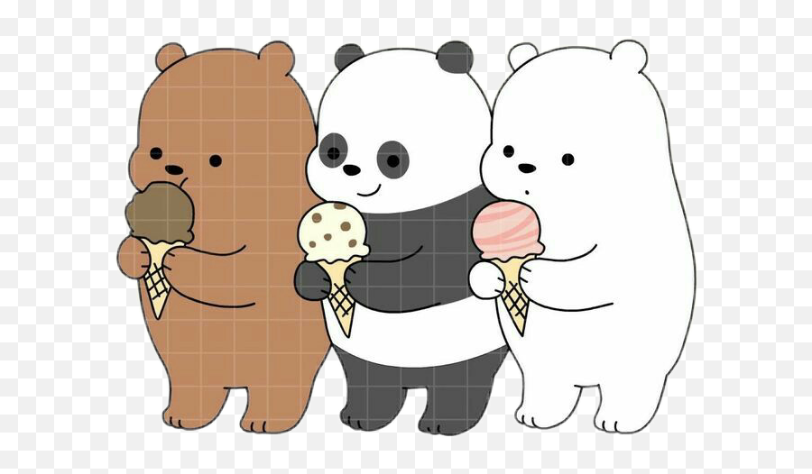 Report Abuse We Bare Bears Wallpaper Hd 648x445 Png Cute We Bare Bears Wallpaper Laptop Free Transparent Png Images Pngaaa Com