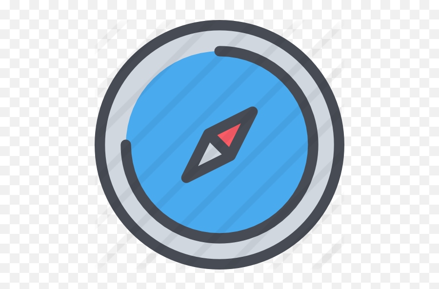 Pin - Dot Png,Safari Logo Aesthetic