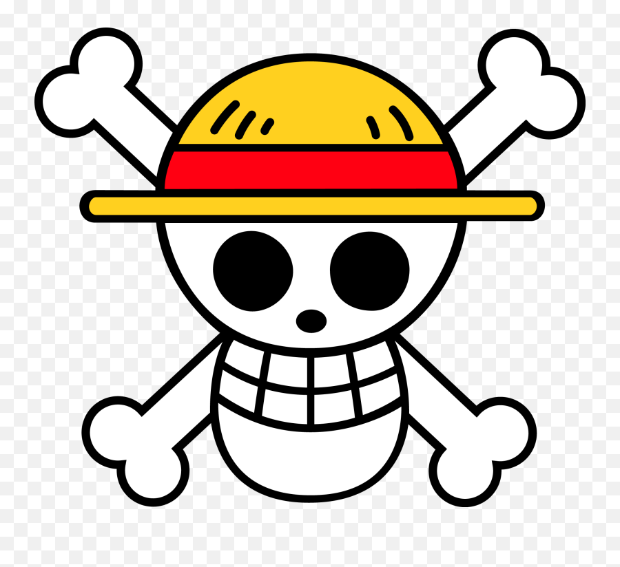 One Piece Logo Png 6 Image - Logo One Piece Png Hd,One Piece Logo