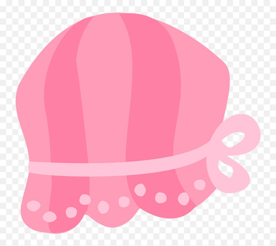pink baby girl topi bayi vektor png free transparent png images pngaaa com pink baby girl topi bayi vektor png
