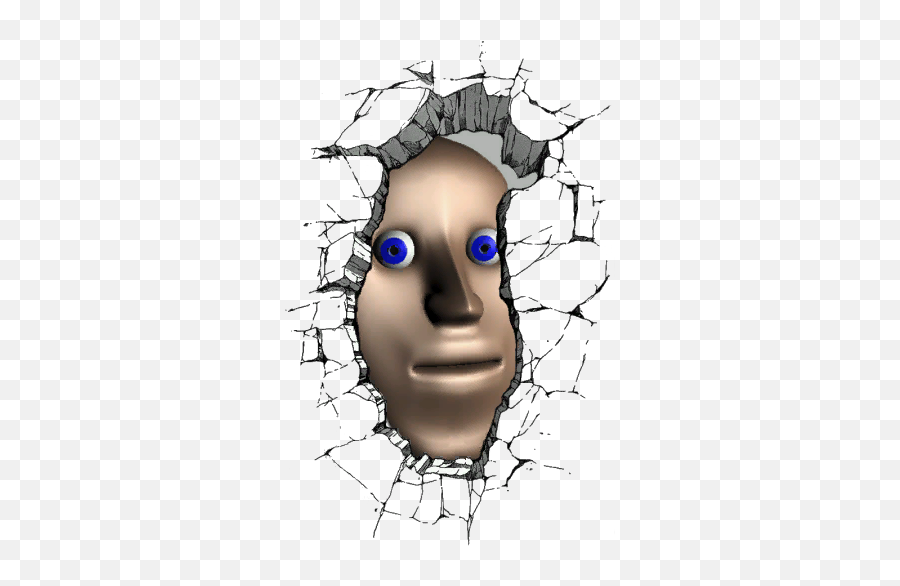 Meme Emoji - Discord Emoji  Attack On Titan Transparent Wall Meme png