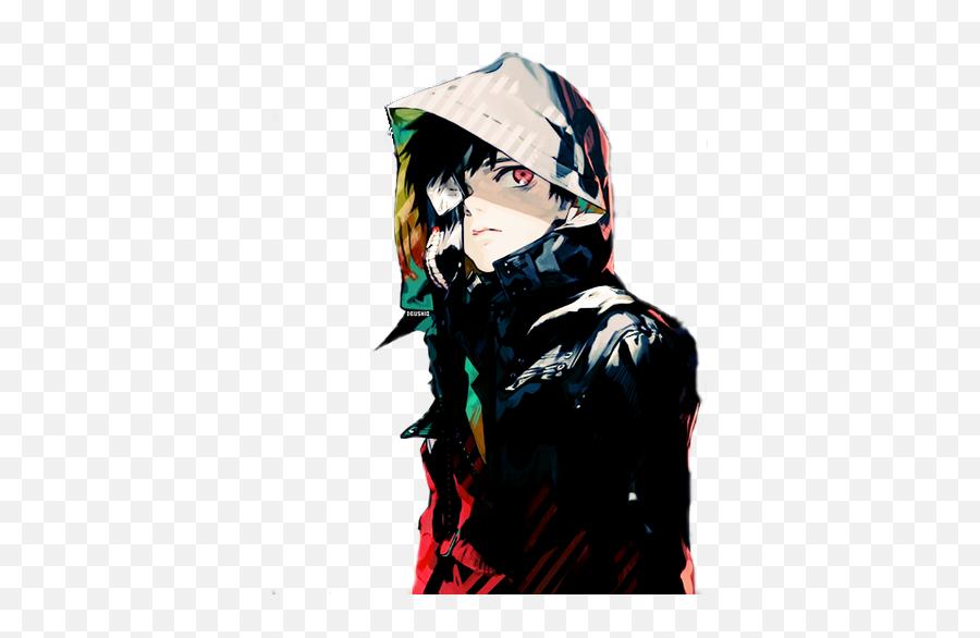Png Kaneki Manga Transparent - Tokyo Ghoul Art Style,Tokyo Ghoul Transparent