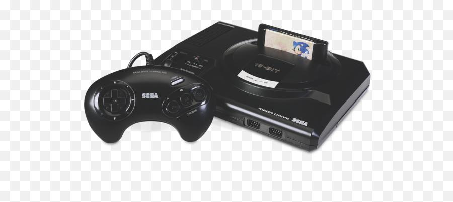 Mega Drive Sega Mega Drive 1990 Png Free Transparent Png Images Pngaaa Com