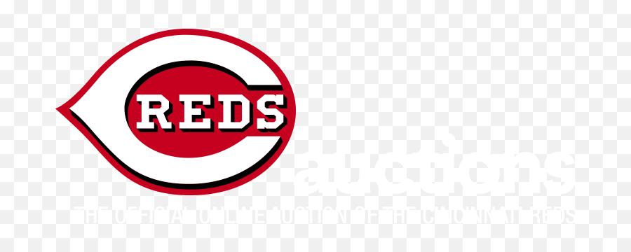Cincinnati Reds Auctions - Cincinnati Reds Logo Transparent Png,Cincinnati Reds Logo Png