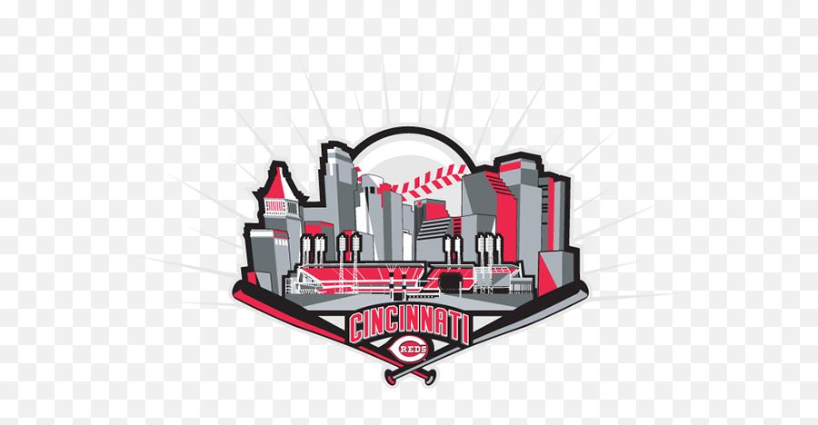 The Cincinnati Reds - Cincinnati Reds Logo Grapphic Png,Cincinnati Reds Logo Png