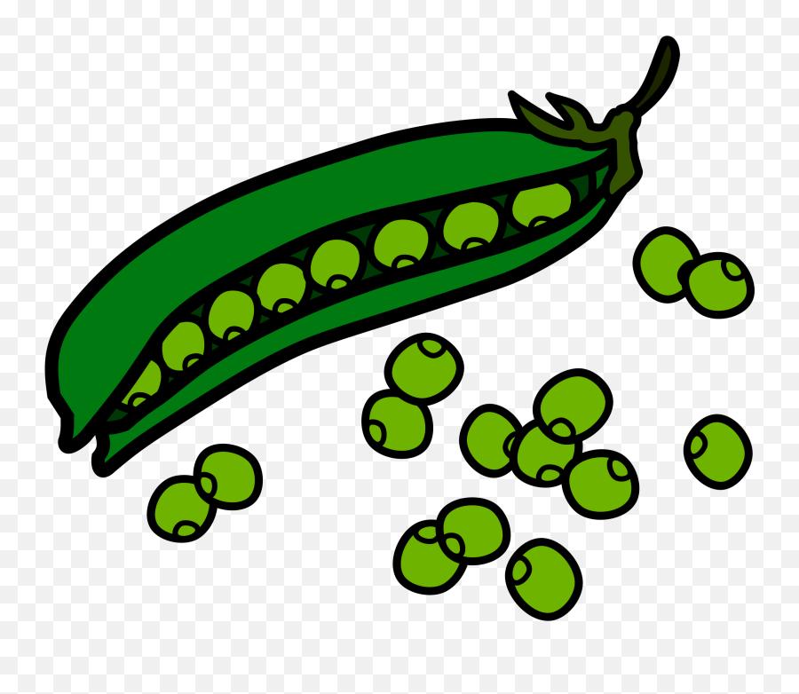 Peas Cartoon Png 4 Image - Peas Clip Art,Peas Png
