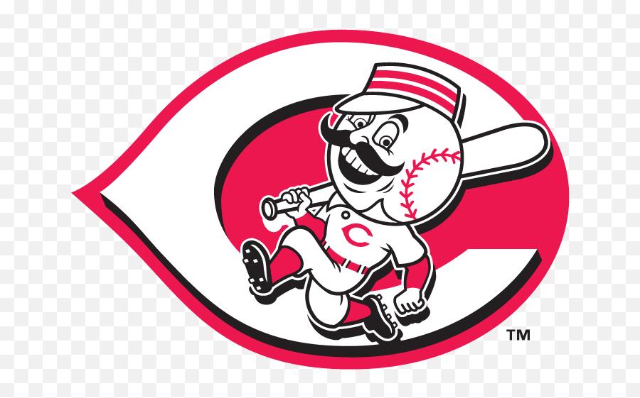 Cincinnati Reds Logo - Logo Cincinnati Reds Mascot Png,Cincinnati Reds Logo Png