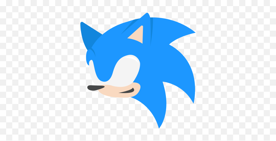 Fast Sega Sonic The Hedgehog Icon - Sonic The Hedgehog Icon Png,Sonic The Hedgehog Logo