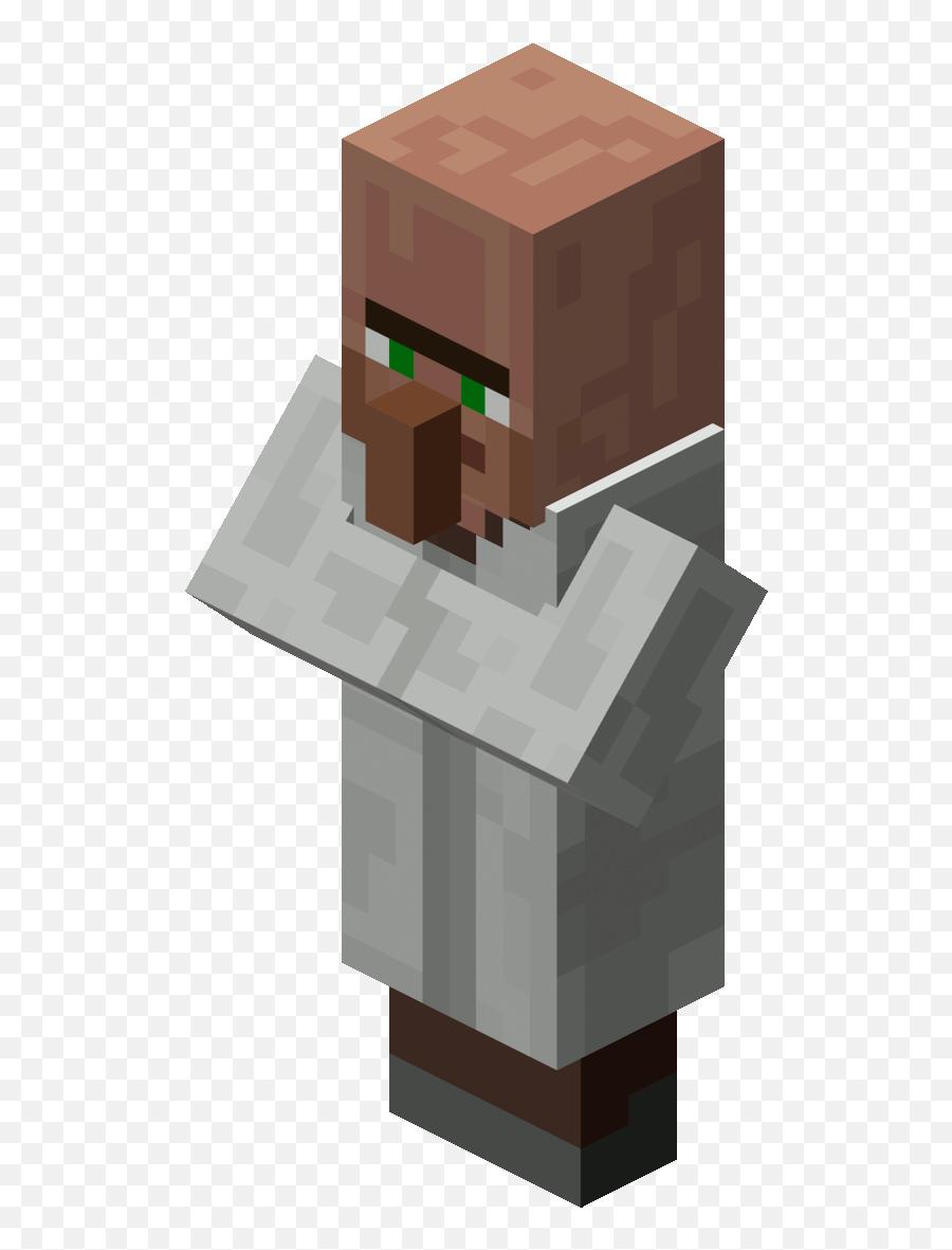 Minecraft Villager Png Transparent - Villager Minecraft - free