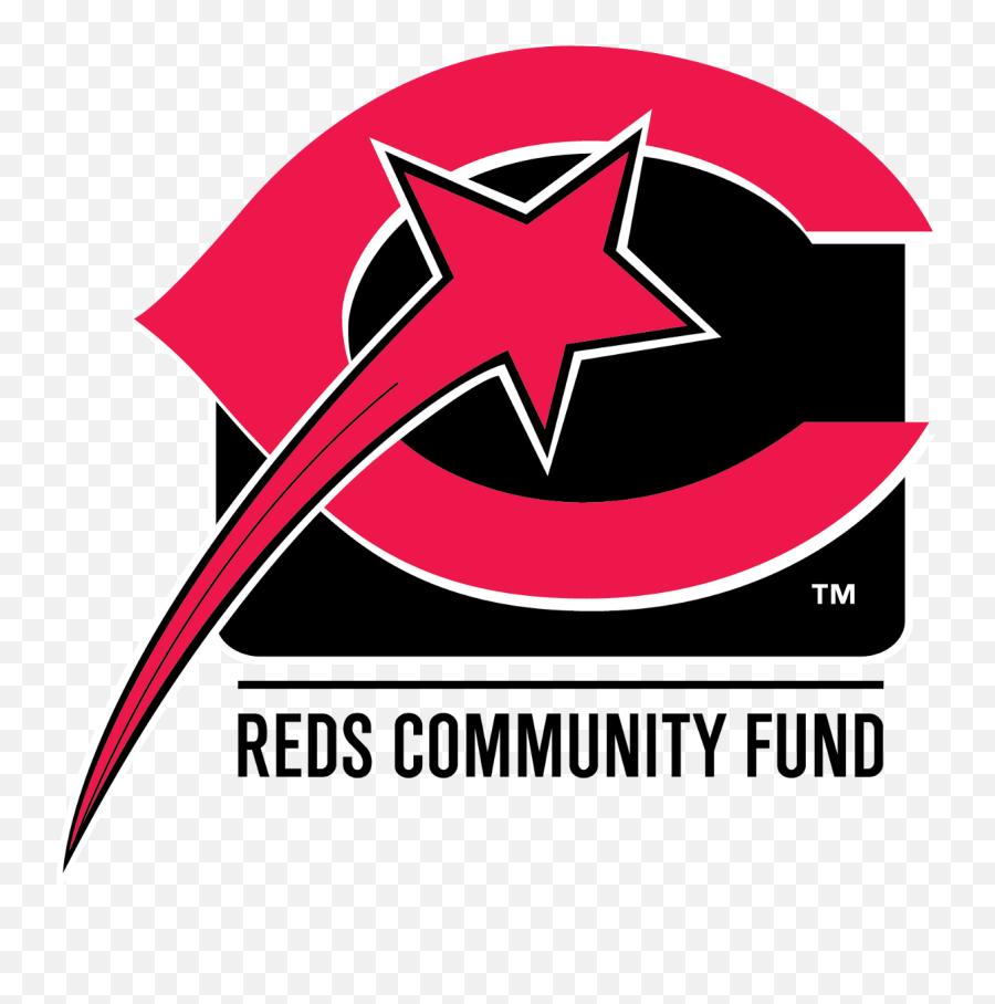 Cincinnati Reds Logo Png - Reds Community Fund,Cincinnati Reds Logo Png