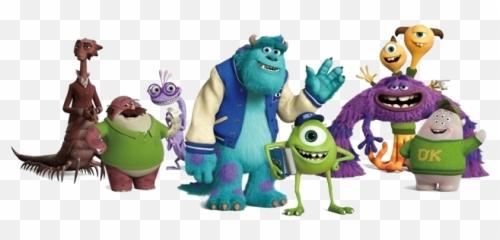 Monster Inc Png Transparente Image Monsters Inc Characters Free Transparent Png Image Pngaaa Com
