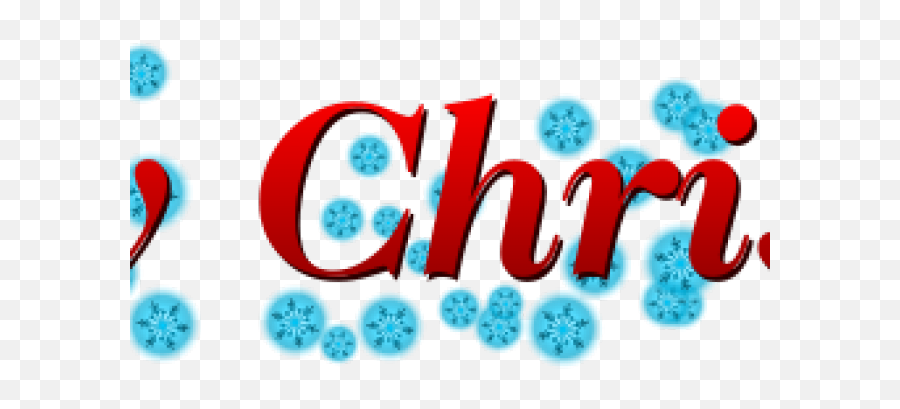 Merry Christmas Banner Clipart 23 - Circle png