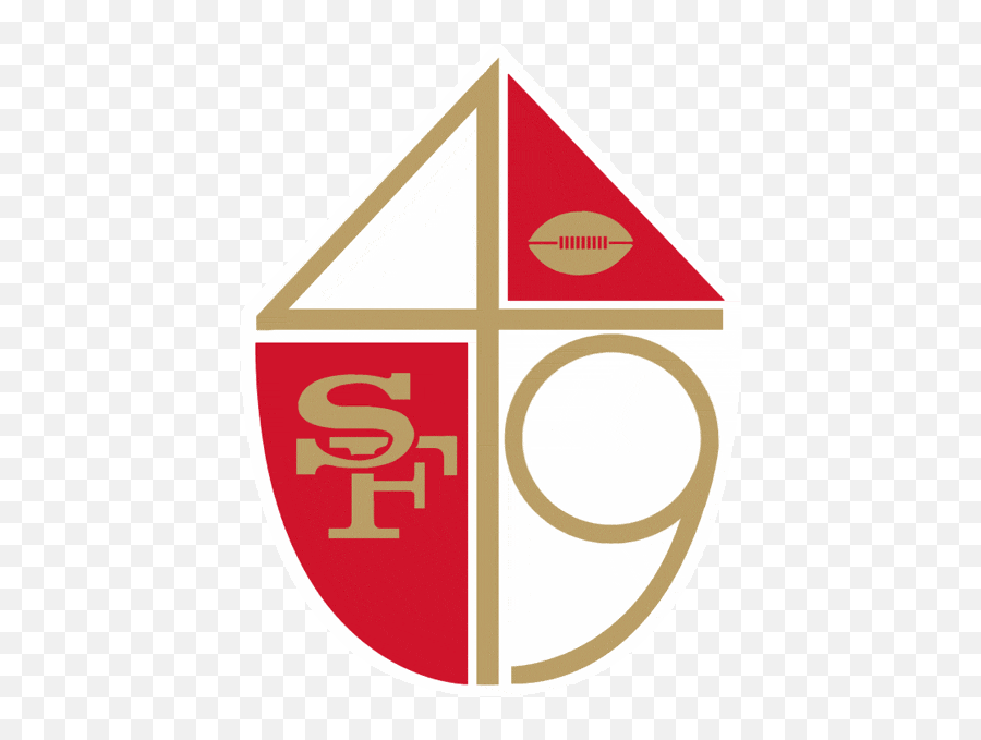 Retro 49ers Logo Logos And Uniforms Of The San Francisco 49ers Png Free Transparent Png Images Pngaaa Com