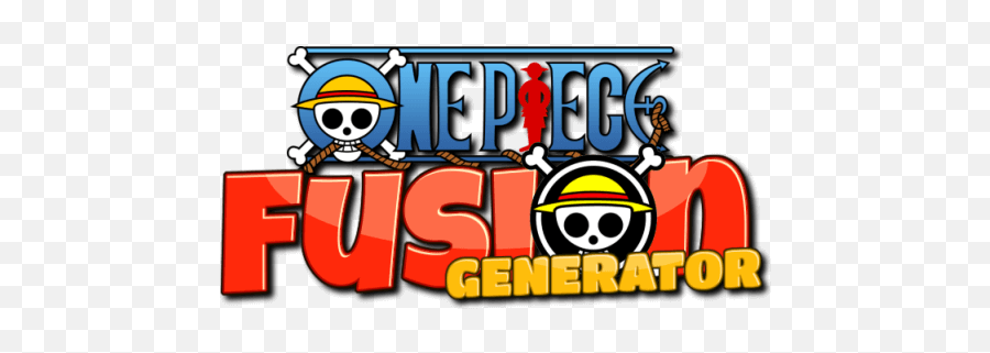 One Piece Fusion Generator - One Piece Png,One Piece Logo