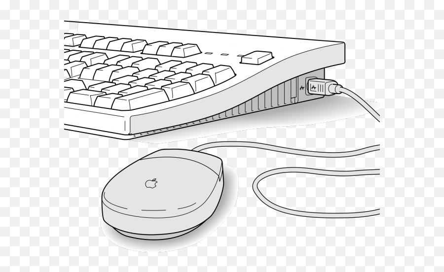 Keyboard Clipart Black And White Keyboard And Mouse Clipart Black And White Png Keyboard And Mouse Png Free Transparent Png Images Pngaaa Com