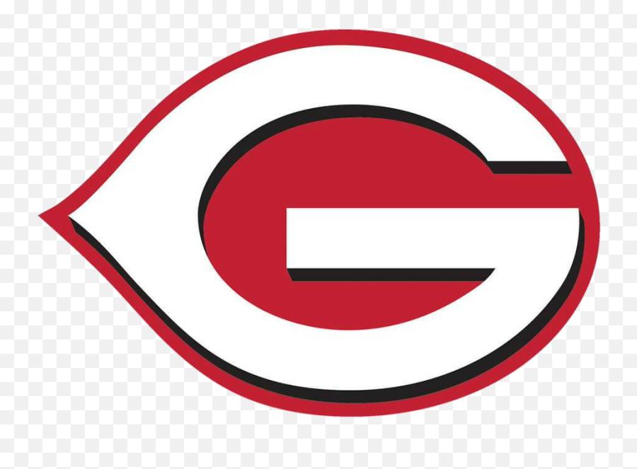 Greeneville Reds Logo Appalachian - Baseball Red G Logo Png,Cincinnati Reds Logo Png