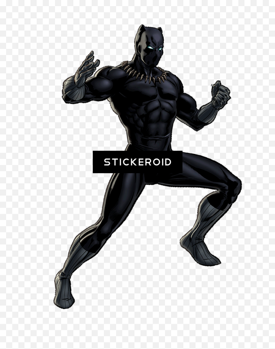 Download Black Panther Png Image With - Marvel Comics Black Panther Png,Black Panther Png