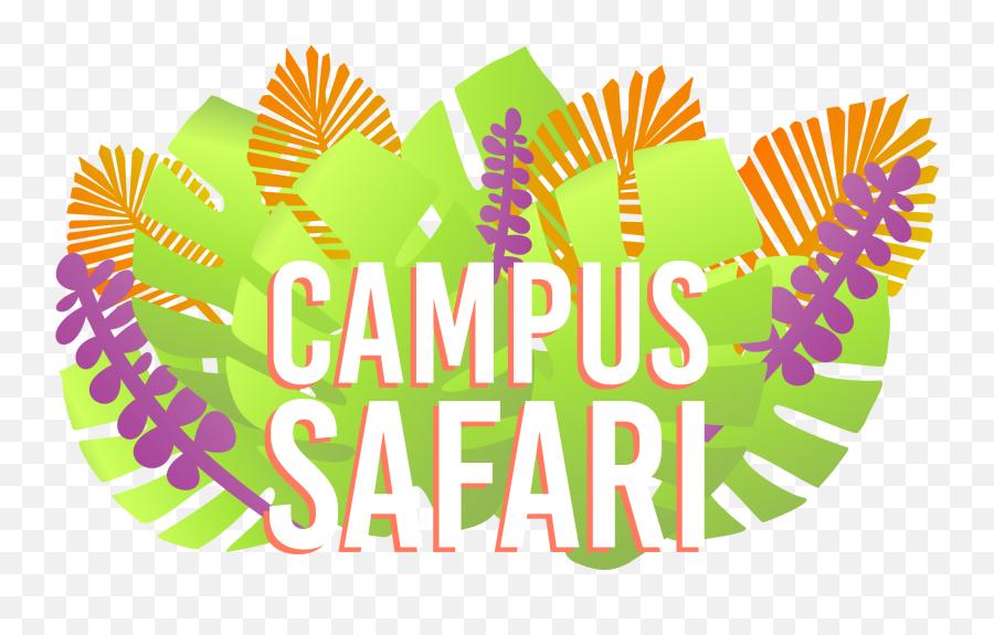 Campus Safari U2013 Paula Torres - Wilcken Horizontal Png,Safari Logo Aesthetic