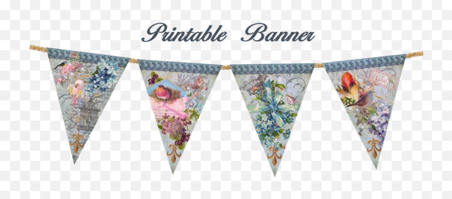 Look In The Nook - Patchwork Png,Vintage Banner Png