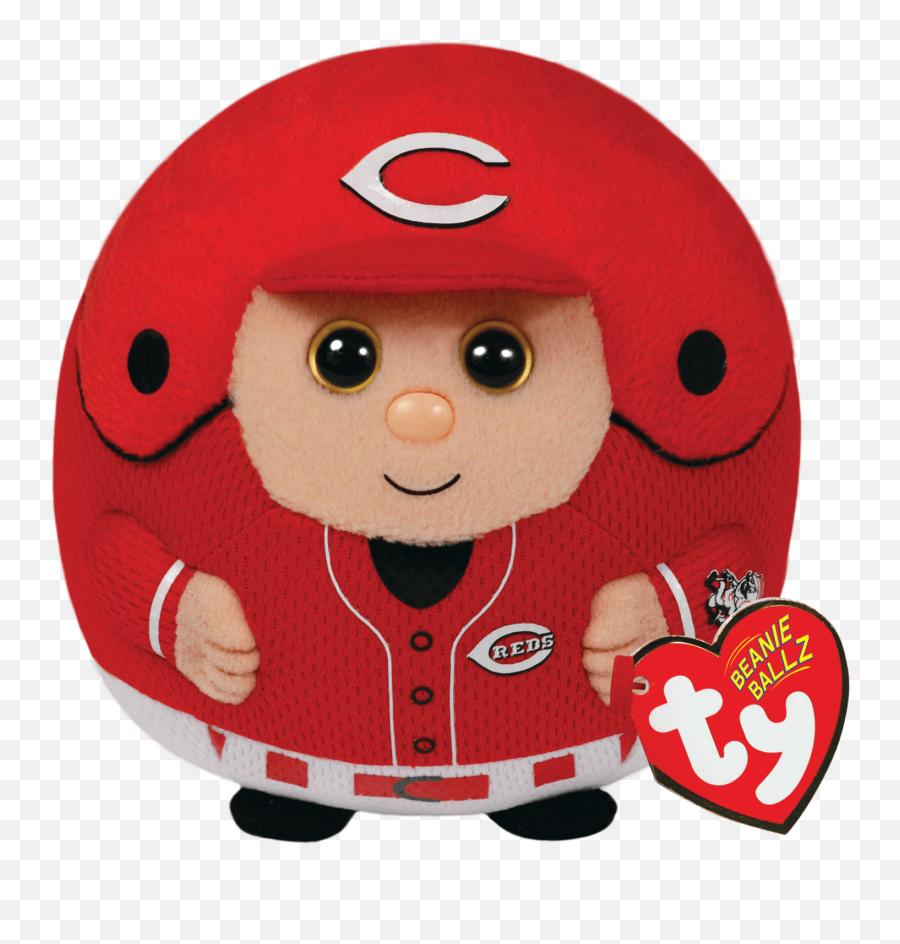 Ty Boos - Ty Mlb Beanie Ballz Png,Cincinnati Reds Logo Png