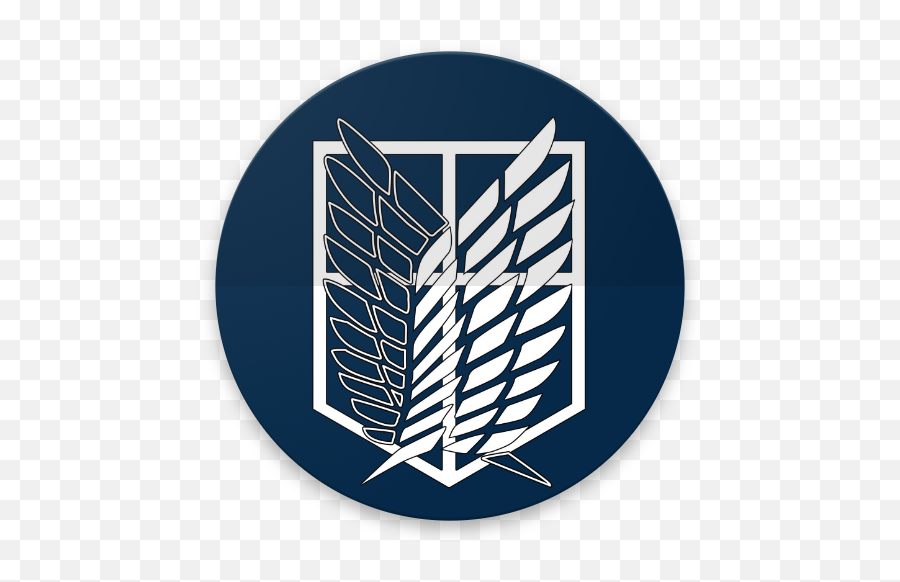 Attack - Attack On Titan Logo Hd png