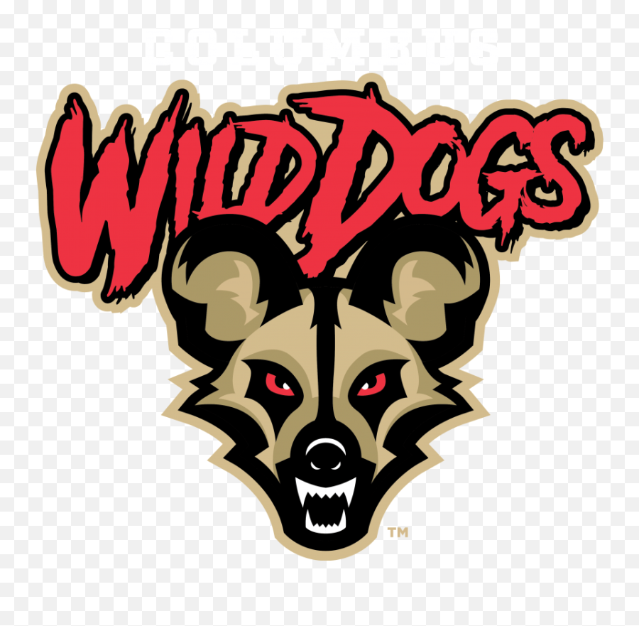 Columbus Wild Dogs Introduced As The Iflu0027s Newest Team - Columbus Wild Dogs Png,Safari Logo Aesthetic