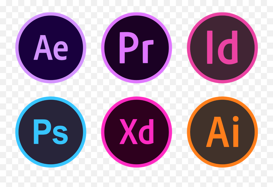 Icons Adobe Illustrator Photoshop - Premiere Pro Logo Circle png