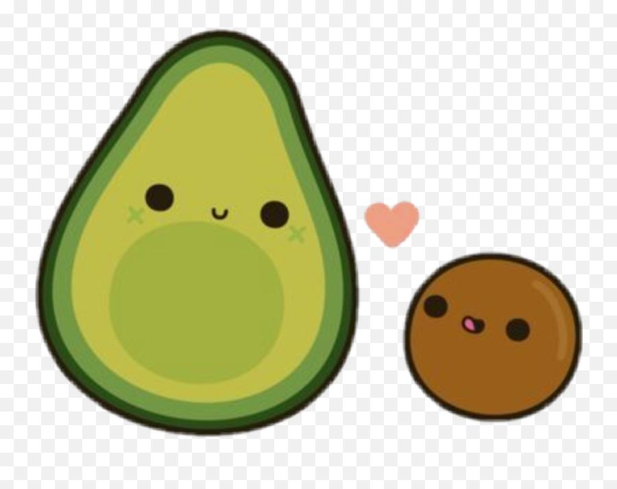 Avocado Sticker Cartoon Cute Avocados Clipart Full Size Transparent Cute Avocado Png Cute Stickers Png Free Transparent Png Images Pngaaa Com