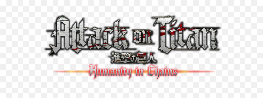 Humanity In Chains Is A Third Person - Attack On Titan Png,Attack On Titan Logo Png
