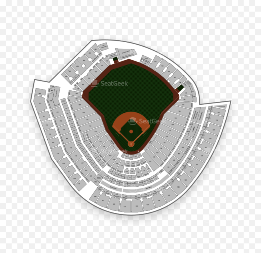 Great American Ball Park Section 520 - For American Football Png,Cincinnati Reds Logo Png