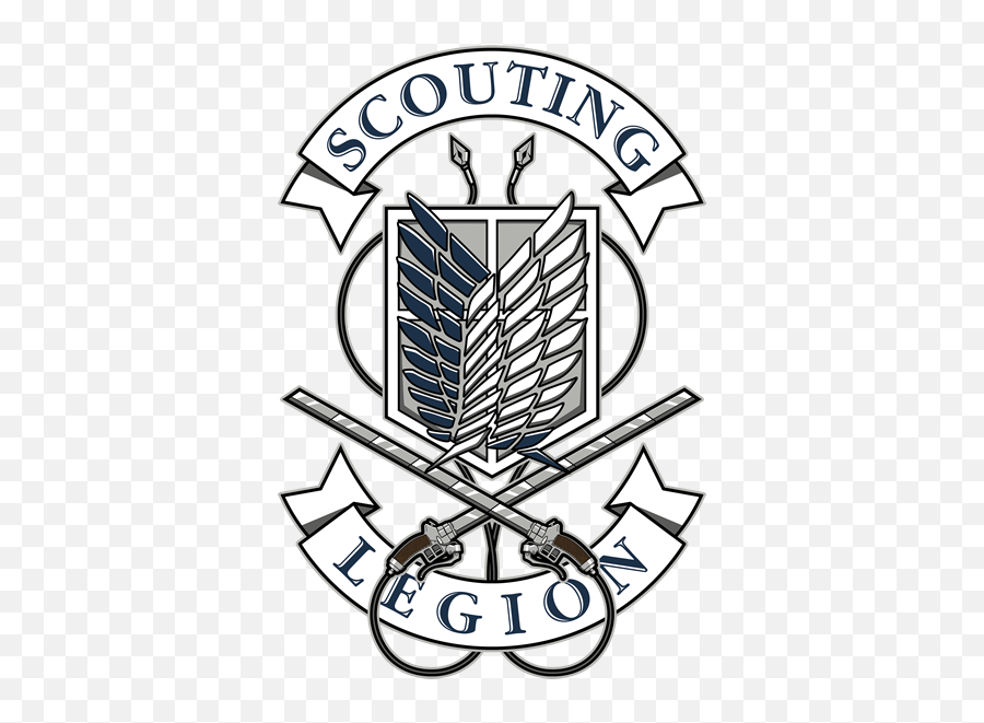 Scouting Legion - Scouting Legion Attack On Titan png